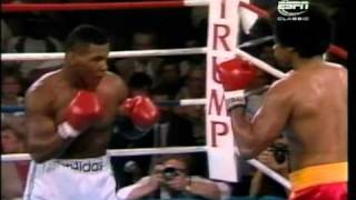 1985-10-09 Mike Tyson - Donnie Long