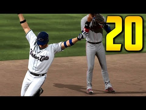 "MLB The Show 18 - Road to the Show - Part 20 ""WALK-OFF HOMERUN"" (Gameplay & Commentary)"