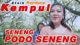 Seneng Podo Seneng - MEGA - Kendang Kempul etnik - IKAWANGI ( offical musik video )