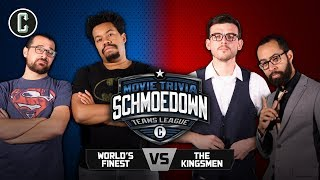 World's Finest VS The Kingsmen - Movie Trivia Schmoedown