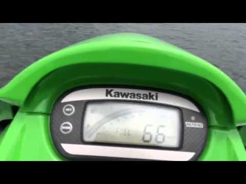 kawasaki stx-15f 2006 - youtube