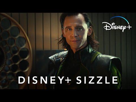 Disney+ Sizzle