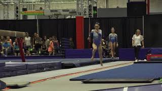 Kara Eaker - Vault - 2018 World Team Selection Camp