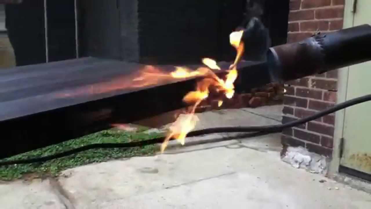 Burn Your Furniture   Shou Sugi Ban   YouTube