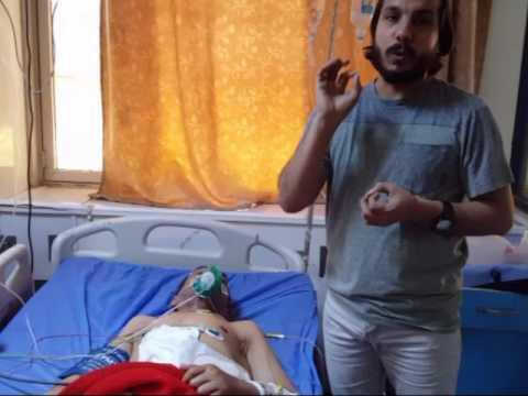 شرح دكتور نزال عن (CPR)cardiopulmonary resuscitation
