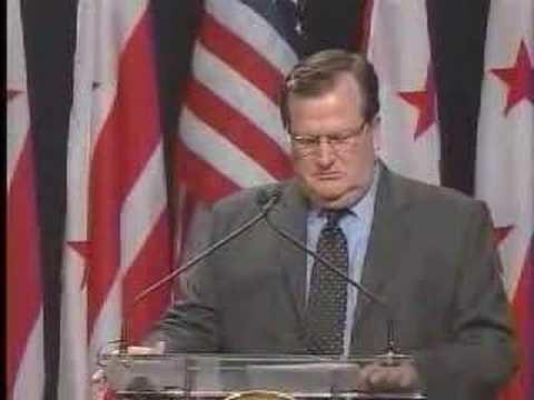 Shadow Senator Michael D. Brown