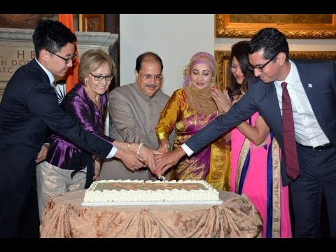 [Full Video] Consulate General of India, Chicago Independence Day of India Reception