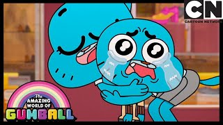 Gumball Manages To Annoy His Whole Family | Gumball | Cartoon Network