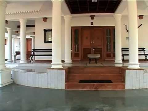 Beautiful Ettukettu Villa Featured In Kairali Vaastu Youtube