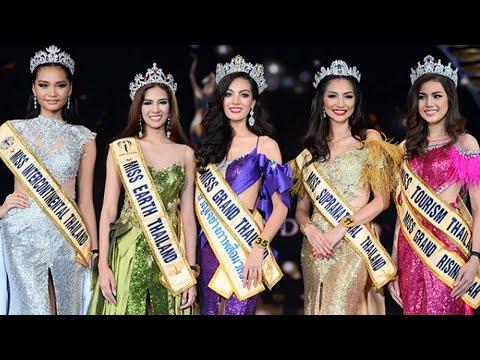 Miss Grand Thailand 2014 Full Show HD