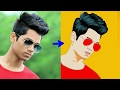 Create Artwork by Desgin    Picsart editing tutorial    Taukeer Editz