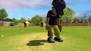 Backyard Sports: Sandlot Sluggers - Cyclone