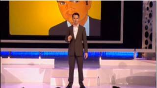 Jimmy Carr nails it with the nastiest jokes ever