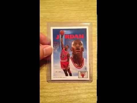 1991-92 Upper Deck Michael Jordan Collectors Choice Checklist Basketball  Card #75 - Chicago Bulls