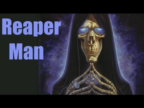 Reaper Man part 1 (Welcome to Discworld)