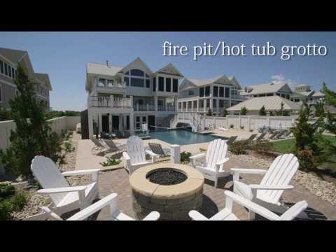 Video Tour - Oceanfront Oasis In The Outer Banks, NC