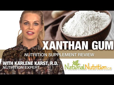 Professional Supplement Review Xanthan Gum