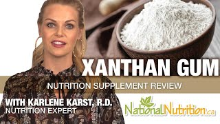 Professional Supplement Review - Xanthan Gum