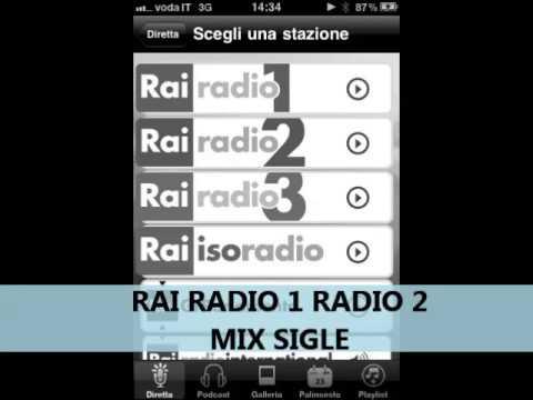 sigle radio 2