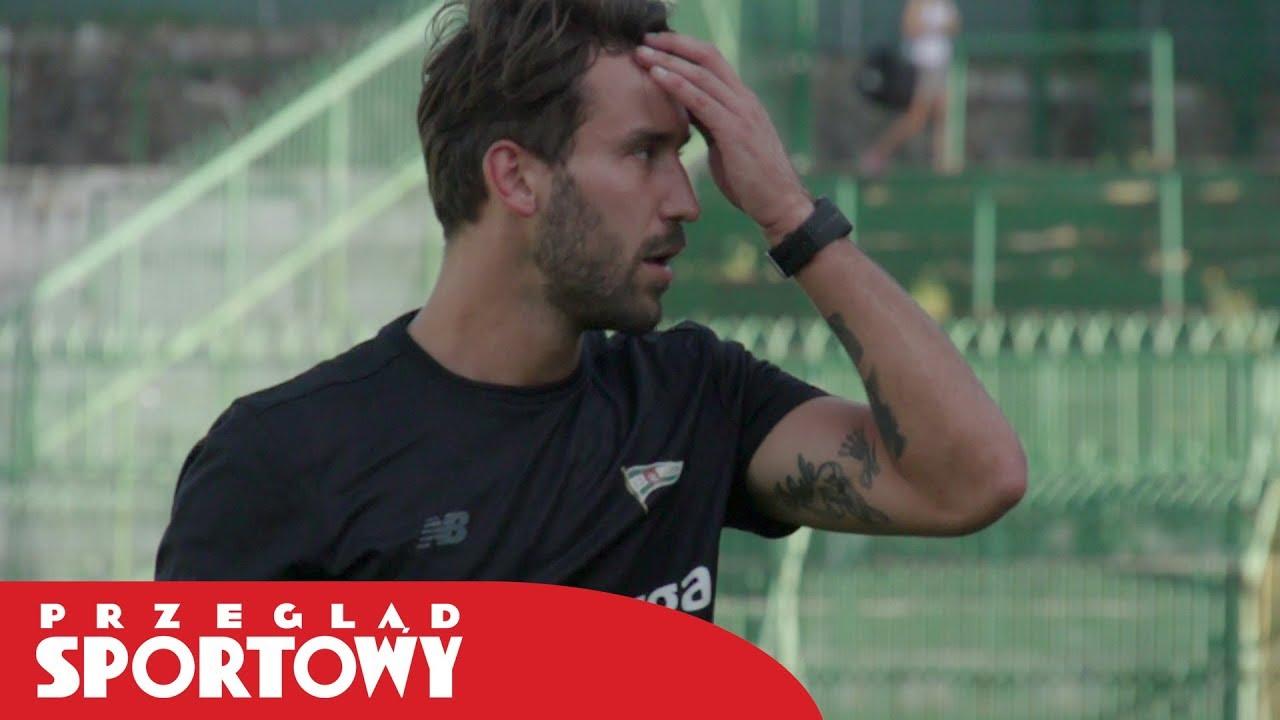 Błażej #Augustyn w Lechii – piłka, wiara i #Paktofonika