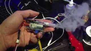 kiki tay s mini handheld smoke machine v2