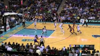 kobe bryant 42 points winning shot in crazy come back vs hornets full highlights 03 06 2013 hd