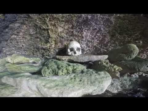 Biche village, Head Hunting Skull Shrine, Solomon Islands 2017