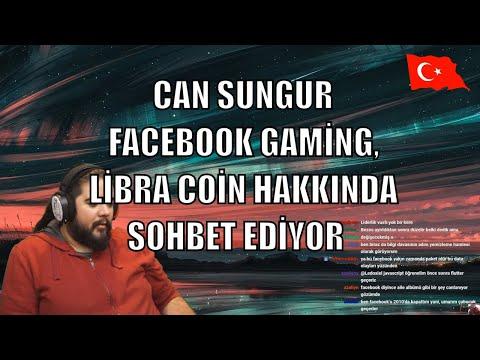 Can Sungur Libra Coin ve Facebook Gaming Hakkında Sohbet Ediyor