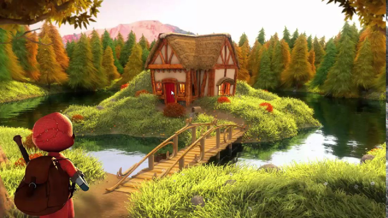 Little Red Riding Hood Online Game