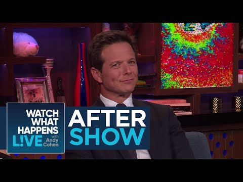 After : Scott Wolf On CoHosting 'Live! With Kelly'  WWHL