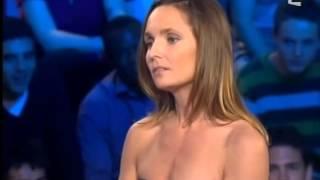 Axelle Laffont - On n'est pas couché 3 novembre 2007 #ONPC