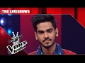 Farhan Sabir - Zaalima | The Liveshows | The Voice India S2