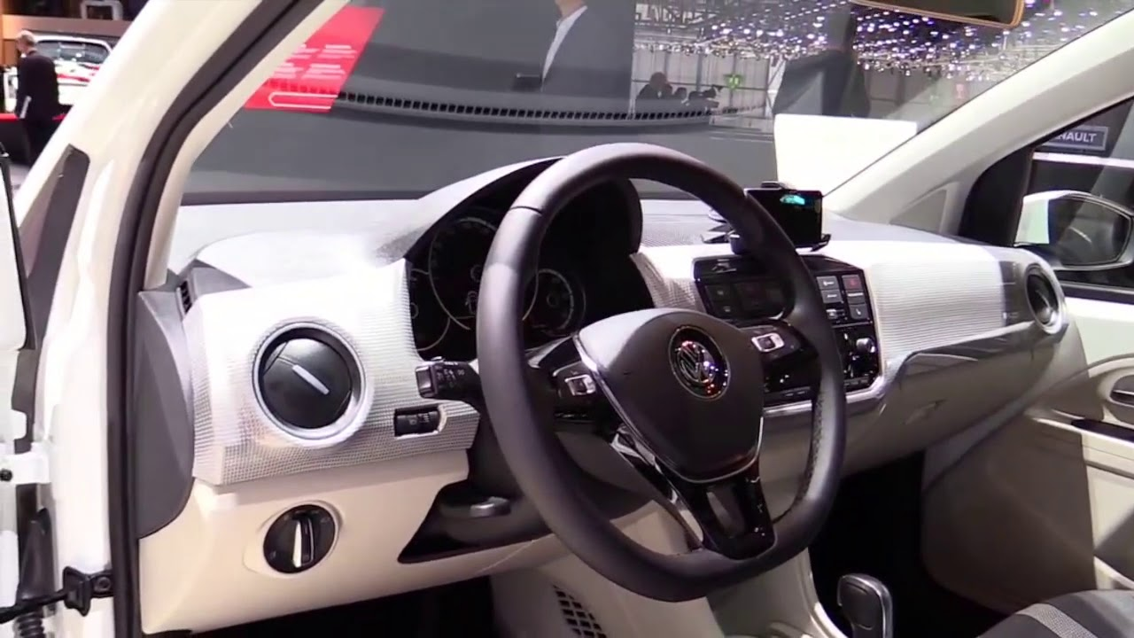 2019 volkswagen e up electric fullsys features