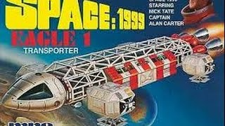 Preview of the MPC Space:1999 Eagle Model kit