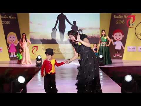 Gujarat Kids Fashion Week Grand Finale - Theme - Jodi Kamaal Ki