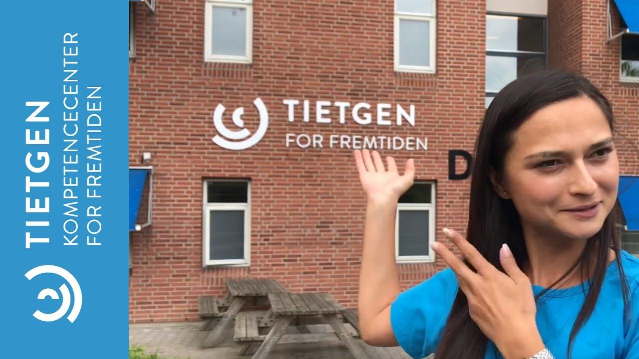 Lær dansk på Tietgen