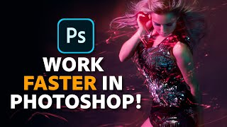 Photoshop HIDDEN Technology to Speed Up Your Workflow - Script Events Manager Explained