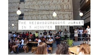 VLOG: THE NEIGHBOURGOODS MARKET | joburg edition