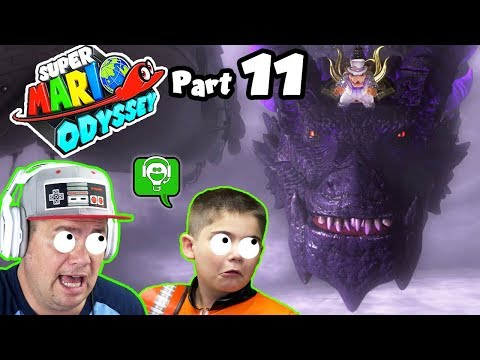 Mario Odyssey Part 11 by HobbyKidsGaming
