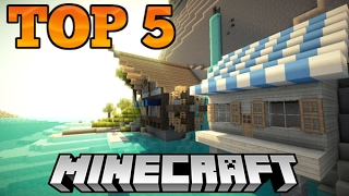 TOP 5 MEJORES PACK DE TEXTURAS DE MINECRAFT 1.9, 1.10 y 1.11 2017 + links de DESCARGA