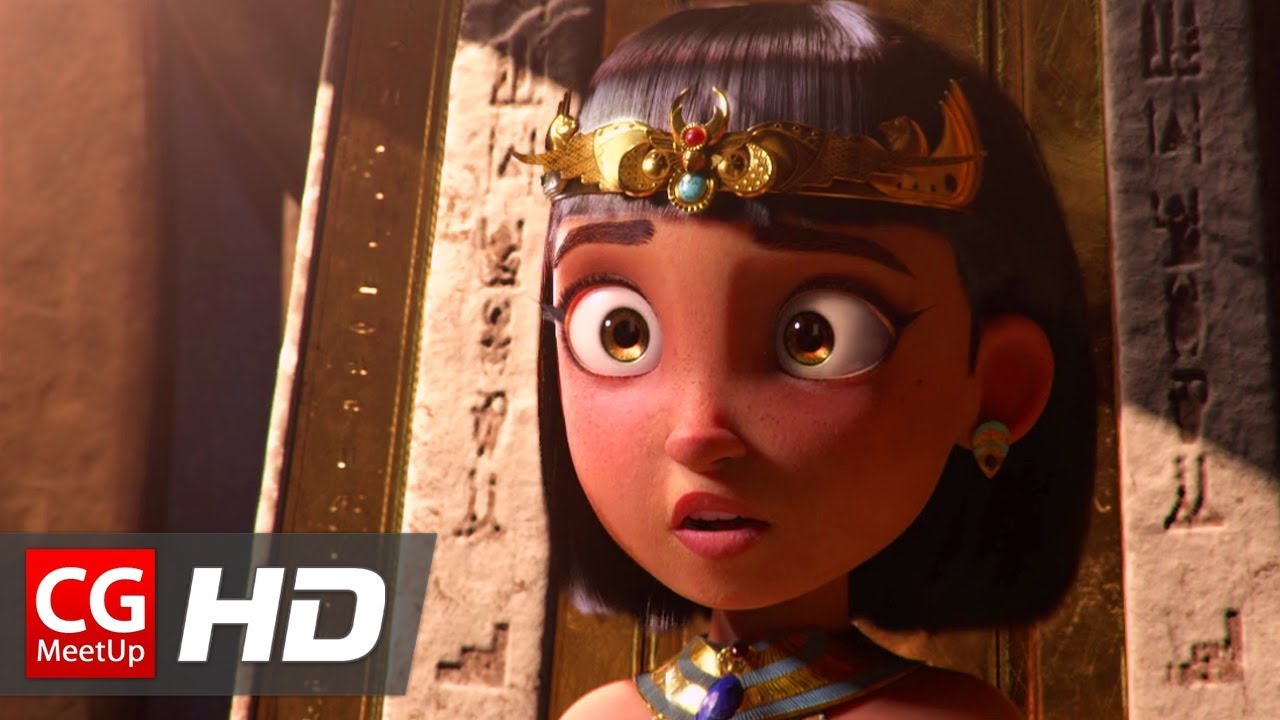 "CGI Animated Short Film: ""Pharaoh"" by Derrick Forkel, Mitchell"