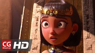 CGI Animated Short Film: 'Pharaoh' by Derrick Forkel, Mitchell Jao | CGMeetup
