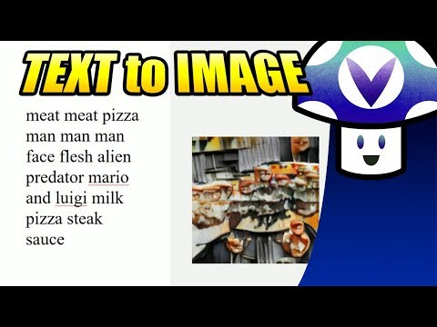 [Vinesauce] Vinny - Text to Image