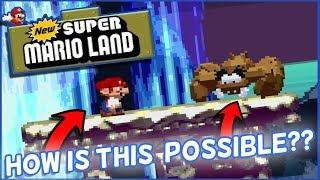 A Brand New Super Mario Game...On The SUPER NINTENDO???