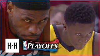 Victor Oladipo Full Game 1 Highlights Pacers vs Cavaliers 2018 Playoffs - 32 Points, BEAST!