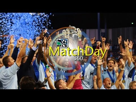 MatchDay 360: 2012 U.S. Open Cup Final