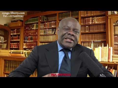 Marc MAPINGOU s'exprime sur la crise post-électorale au Congo-Brazzaville