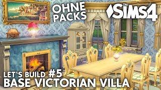 Sims 4 Haus Bauen Fur Anfanger Ohne Packs