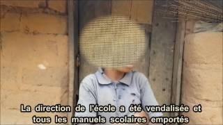 L'éducation, victime des violences dans les Kasai