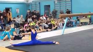 Спортивная гимнастика. Вольные упражнения. Мужчины. Gymnastics. Floor Exercise. Men.